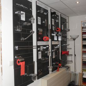 showroom te Leusden